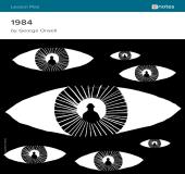 1984 eNotes Lesson Plan book cover