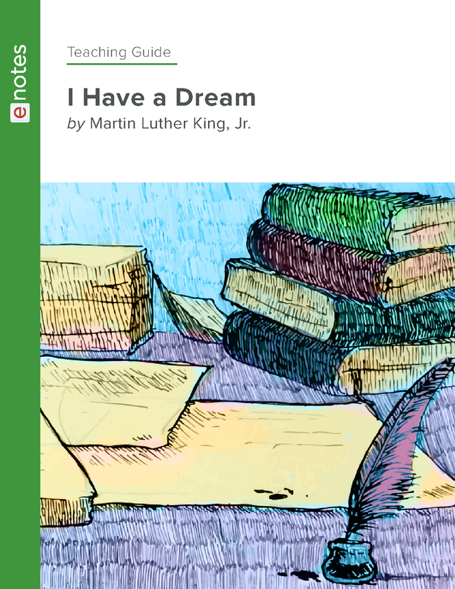 i have a dream teaching guide preview image 1