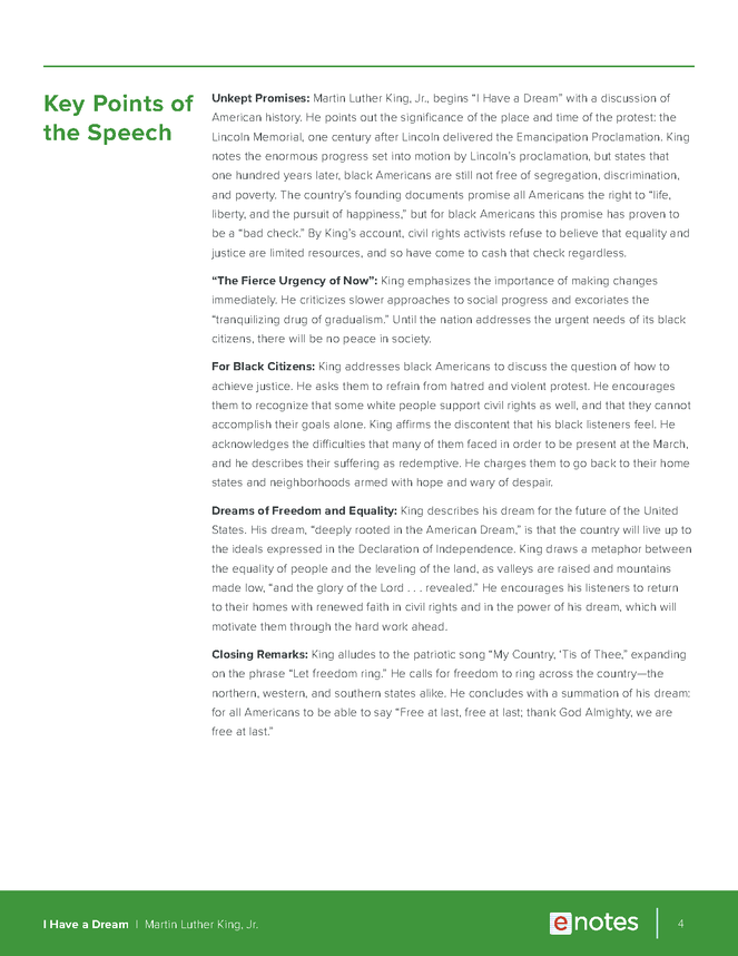i have a dream teaching guide preview image 4