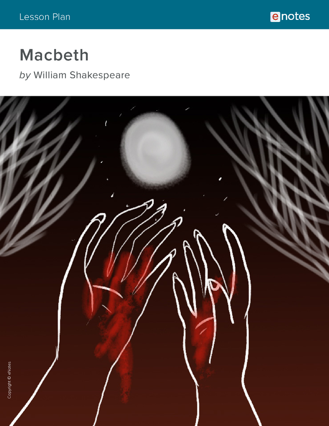 macbeth enotes lesson plan preview image 1
