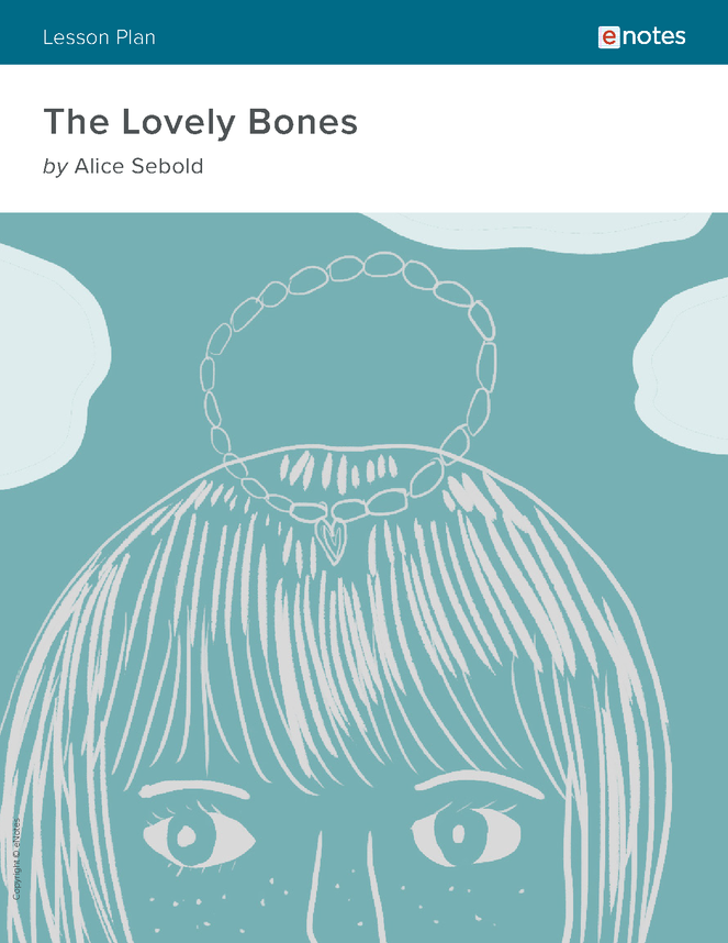 the lovely bones enotes lesson plan preview image 1