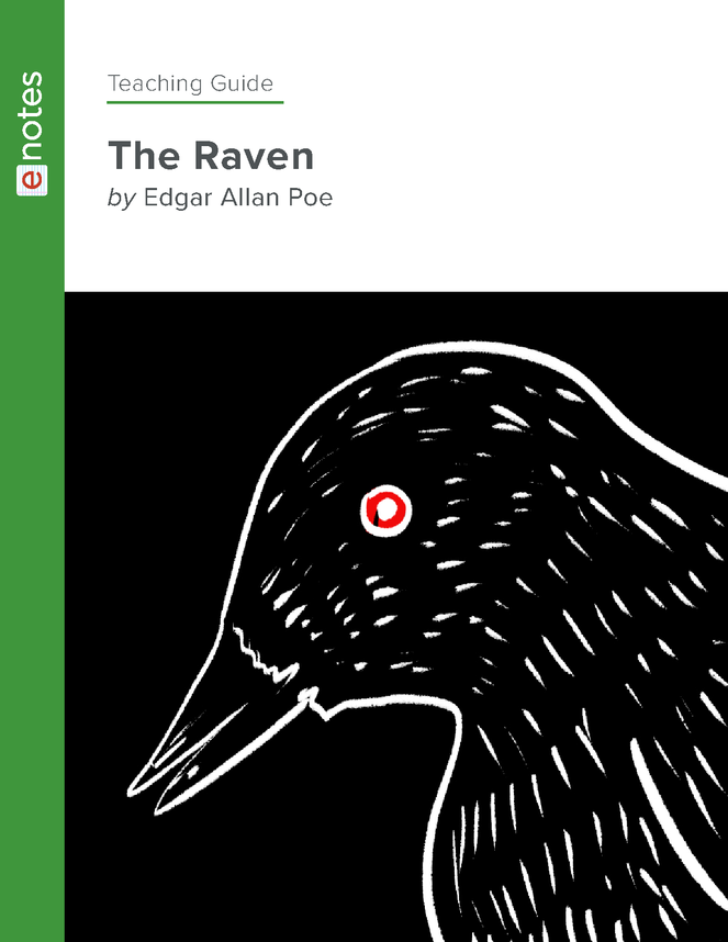 the raven enotes teaching guide preview image 1