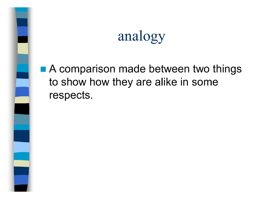 a tale of two cities: literary terms preview image 2