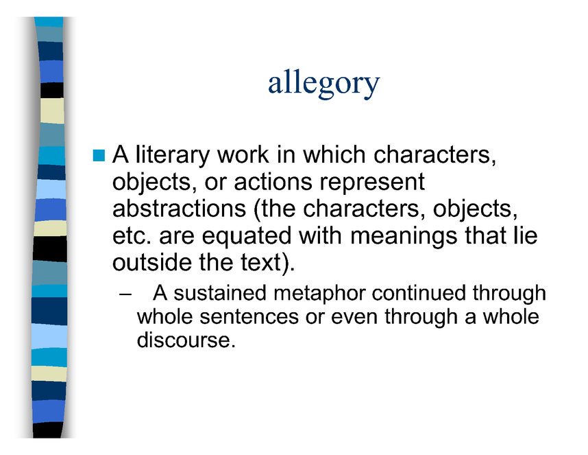 a tale of two cities: literary terms preview image 5