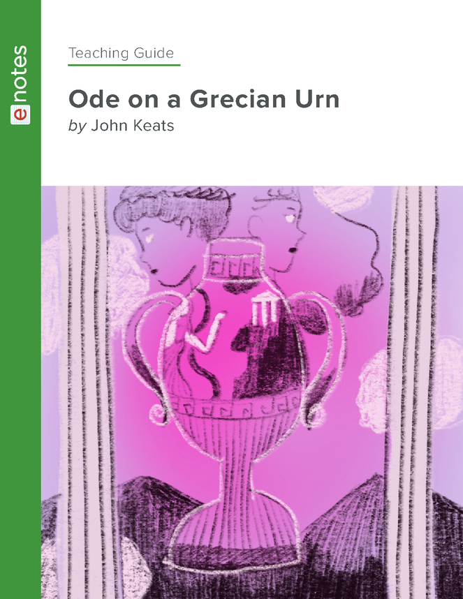 ode on a grecian urn enotes teaching guide preview image 1