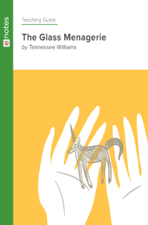 Cover image of The Glass Menagerie eNotes Teaching Guide