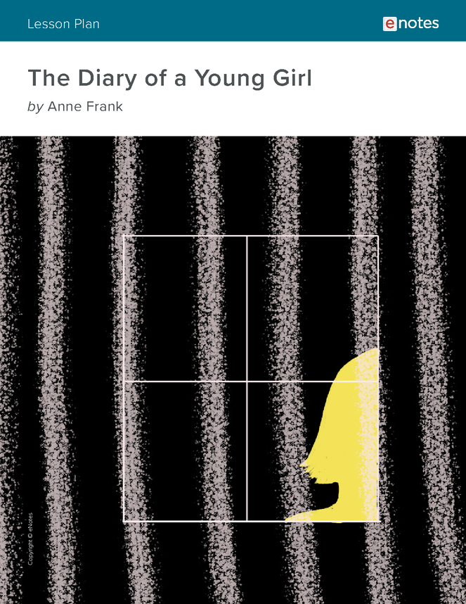 anne frank: the diary of a young girl enotes lesson plan preview image 1