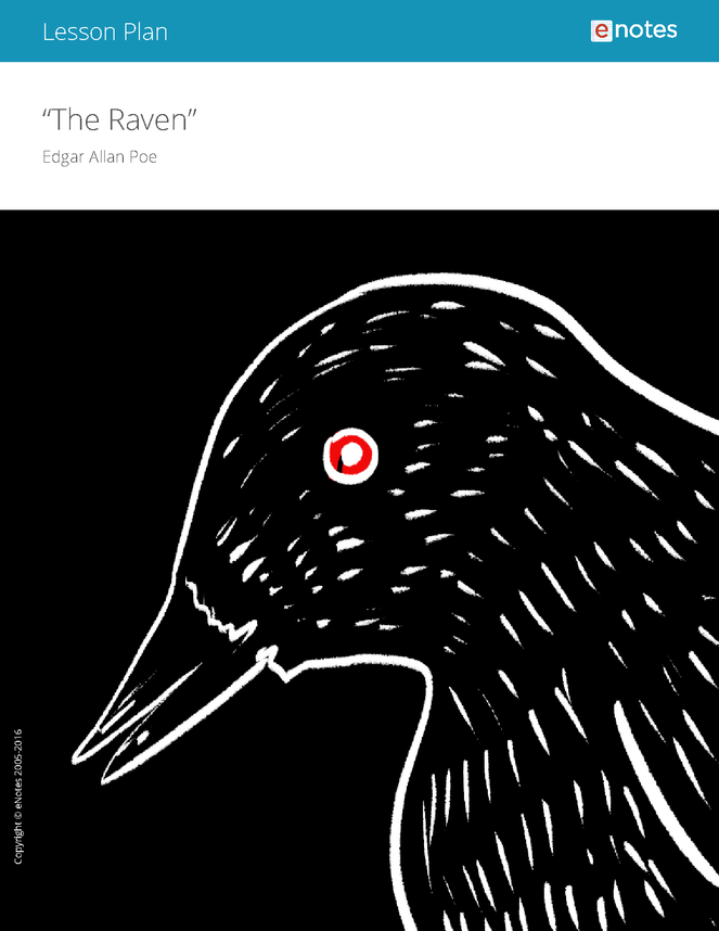 the raven enotes lesson plan preview image 1