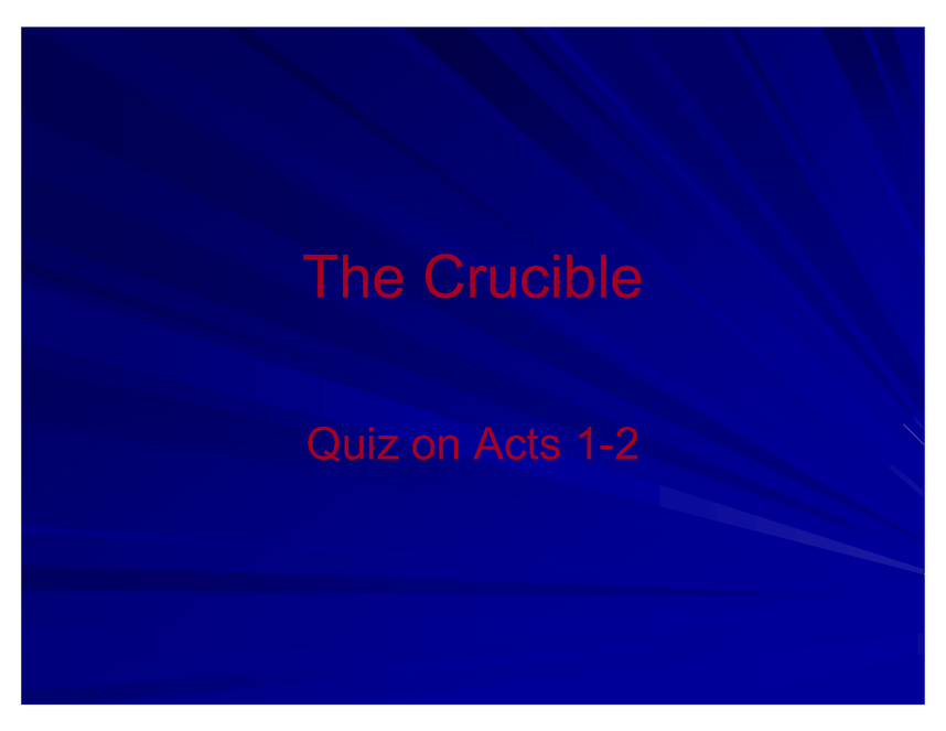 the crucible acts i-ii preview image 1