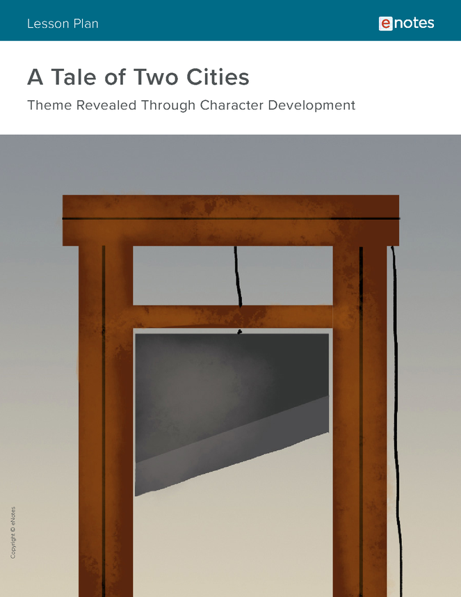 a tale of two cities themes lesson plan preview image 1