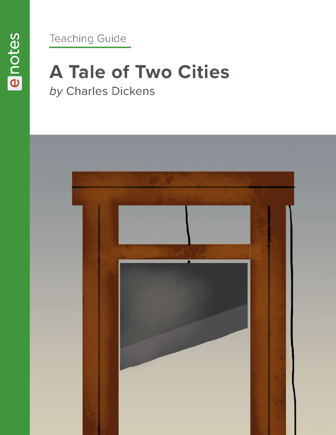 a tale of two cities enotes teaching guide preview image 1