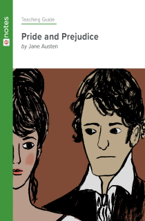 Cover image of Pride and Prejudice eNotes Teaching Guide