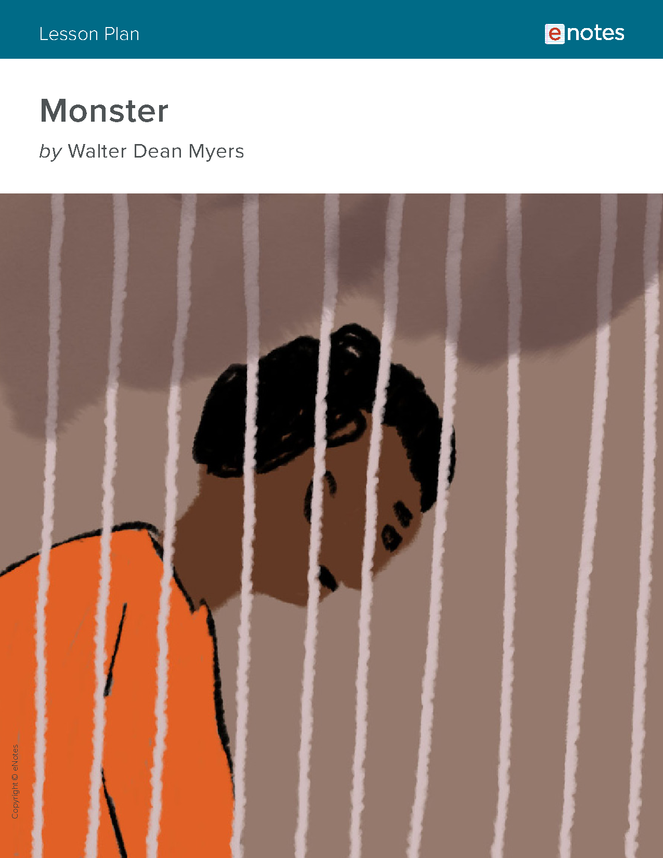 monster enotes lesson plan preview image 1