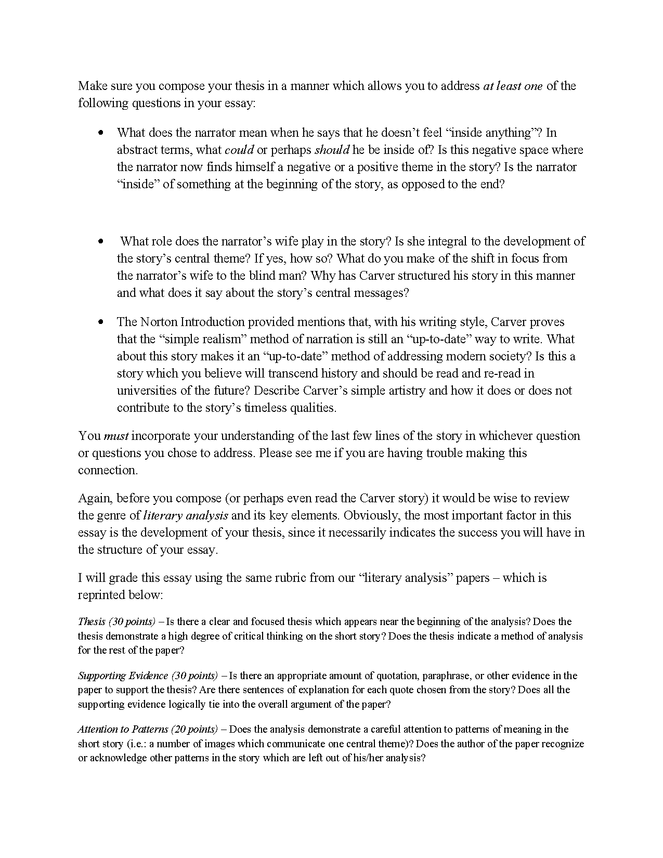 Eap research paper