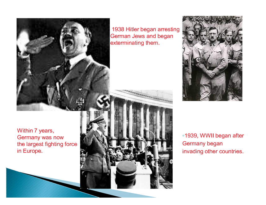 brief holocaust history ppt preview image 3