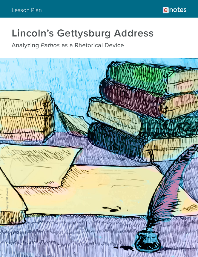 gettysburg address lesson plan preview image 1