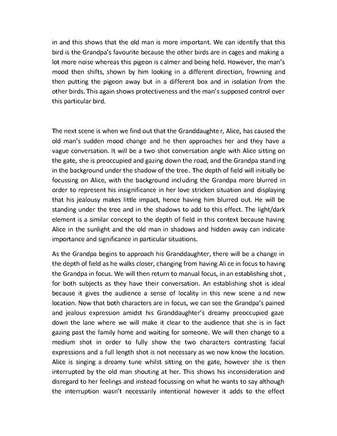 film adaptation of doris lessing's 'flight' essay preview image 2