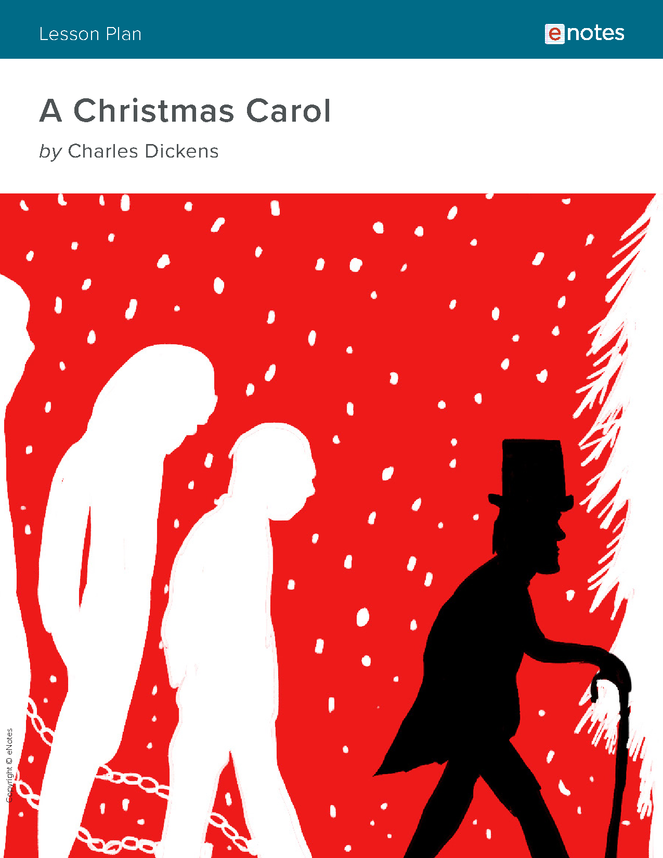 a christmas carol enotes lesson plan preview image 1