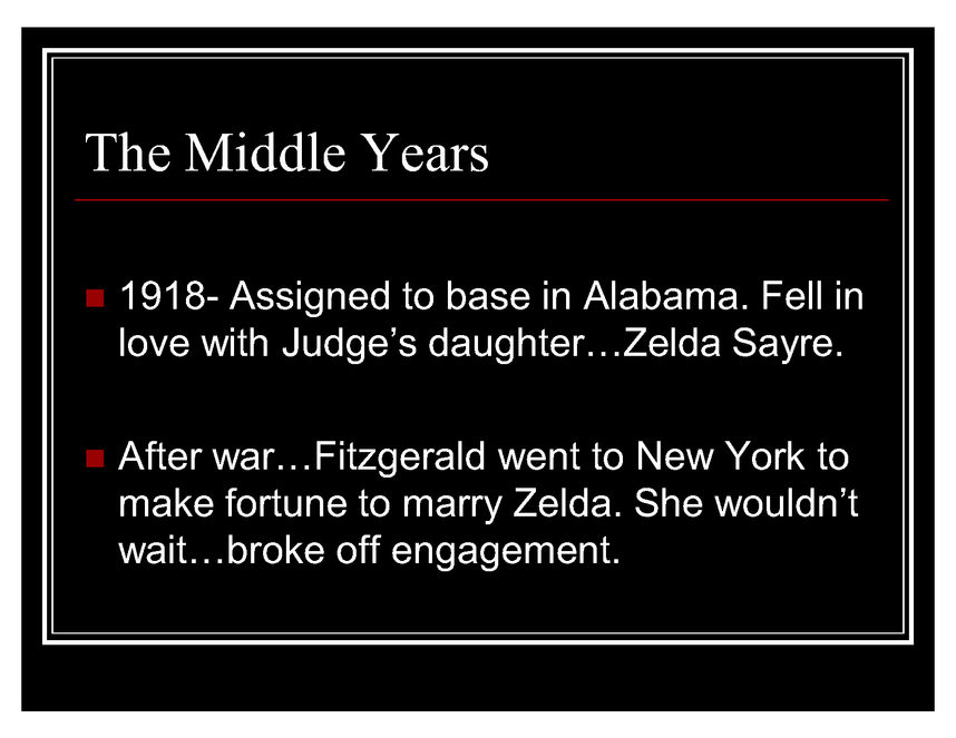 f. scott fitzgerald and great gatsby preview image 4
