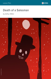 Cover image of Death of a Salesman eNotes Lesson Plan