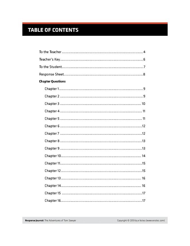tom sawyer summary chapters 1 10