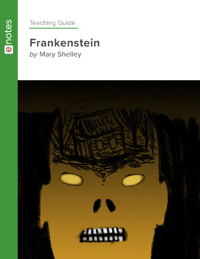 frankenstein enotes teaching guide preview image 1