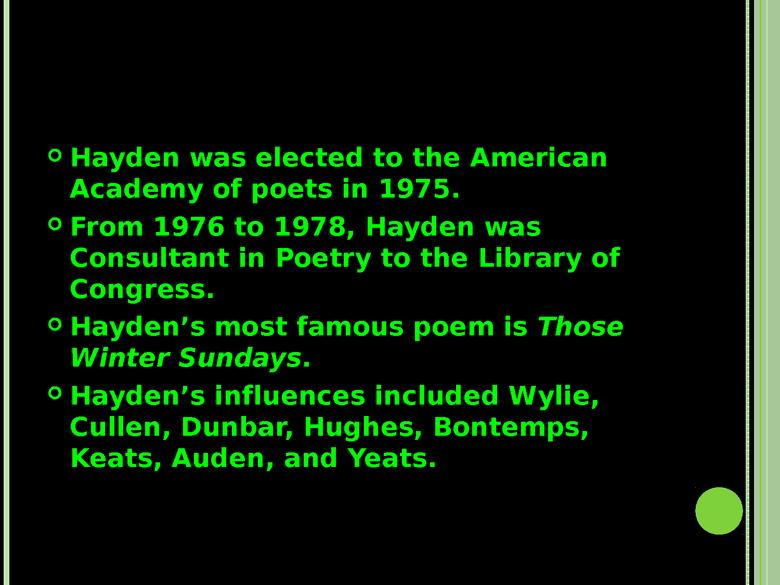powerpoint--robert hayden preview image 4