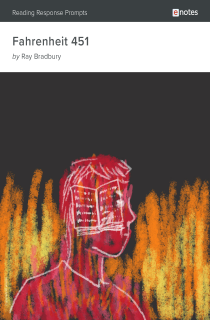 Cover image of Fahrenheit 451 eNotes Reading Response Prompts