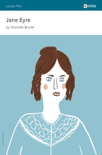 Cover image of Jane Eyre eNotes Lesson Plan