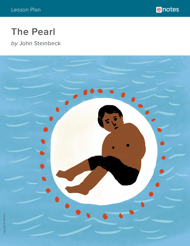 the pearl enotes lesson plan preview image 1