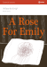 Image for A Rose for Emily eNotes Essential Lessons