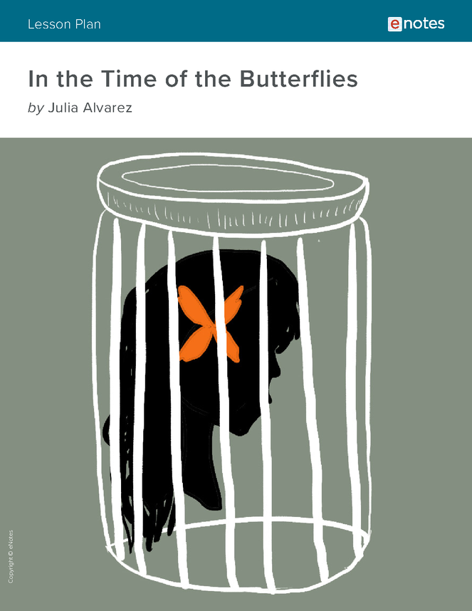 in the time of the butterflies enotes lesson plan preview image 1