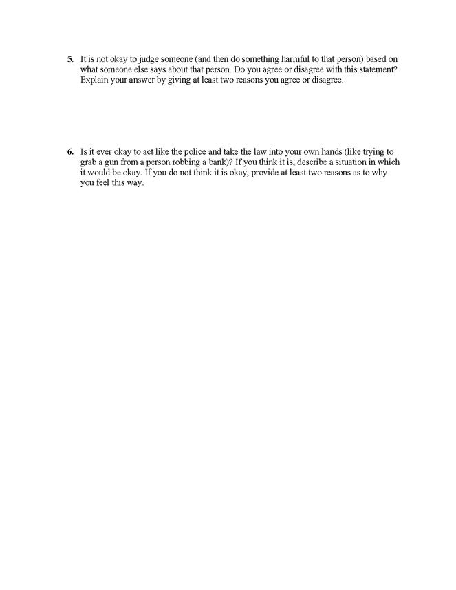 julius caesar pre-reading questions preview image 2
