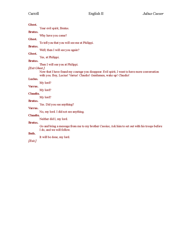plain english julius caesar act iv preview image 6