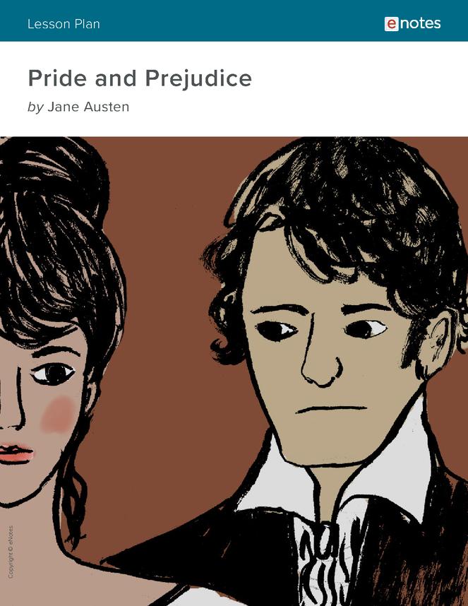pride and prejudice enotes lesson plan preview image 1
