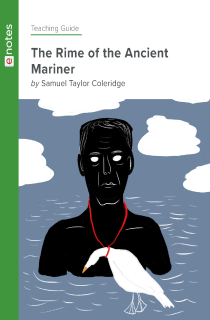 Cover image of Rime of the Ancient Mariner eNotes Teaching Guide