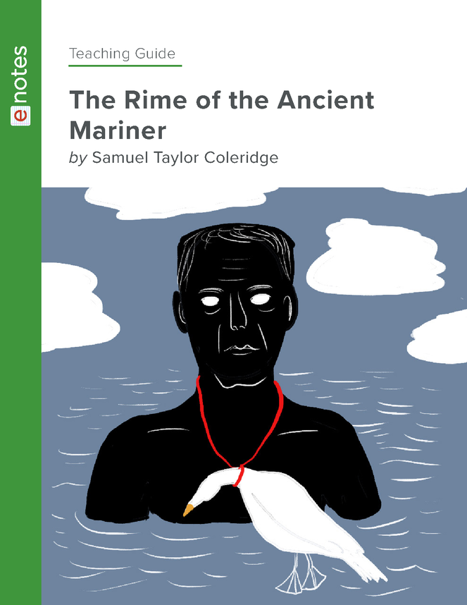 rime of the ancient mariner enotes teaching guide preview image 1