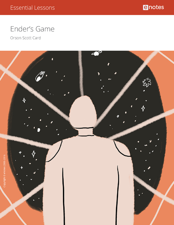 ender's game enotes essential lessons preview image 1