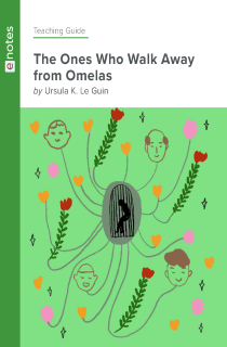 Cover image of The Ones Who Walk Away from Omelas eNotes Teaching Guide