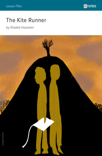 Cover image of The Kite Runner eNotes Lesson Plan