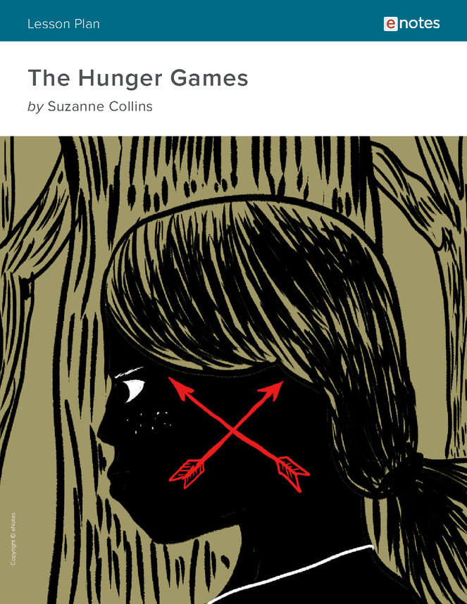 the hunger games enotes lesson plan preview image 1