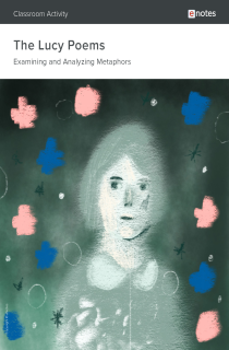 the book cover of The Lucy Poems Metaphor Activity