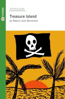 Cover image of Treasure Island eNotes Teaching Guide